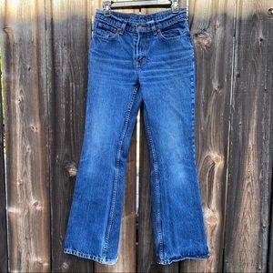 Jordache Vintage 90s Medium Wash Bootcut Jeans